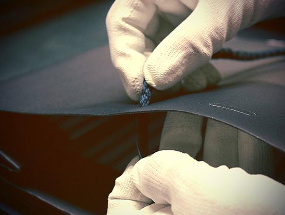 Sacoplex - Fabricación